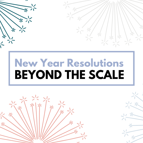 10 Healthy New Year Resolutions Beyond the Scale