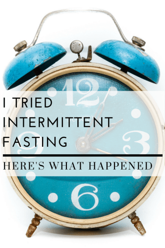 I Tried Intermittent Fasting and Here's What Happened - Tayler Silfverduk - What is all the hype with intermittent fasting? Want to get a dietetic professionals take? Check out this post! #intermittentfasting #faddiets #IFeating #fasting12hours #fastingtips #dietinfo #dietfacts #nutrition #nutritioninfo #benefitsoffasting #dietetics #DTR