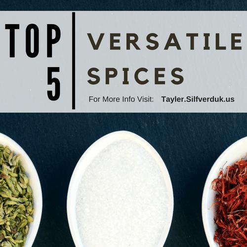 Top 5 Versatile Spices