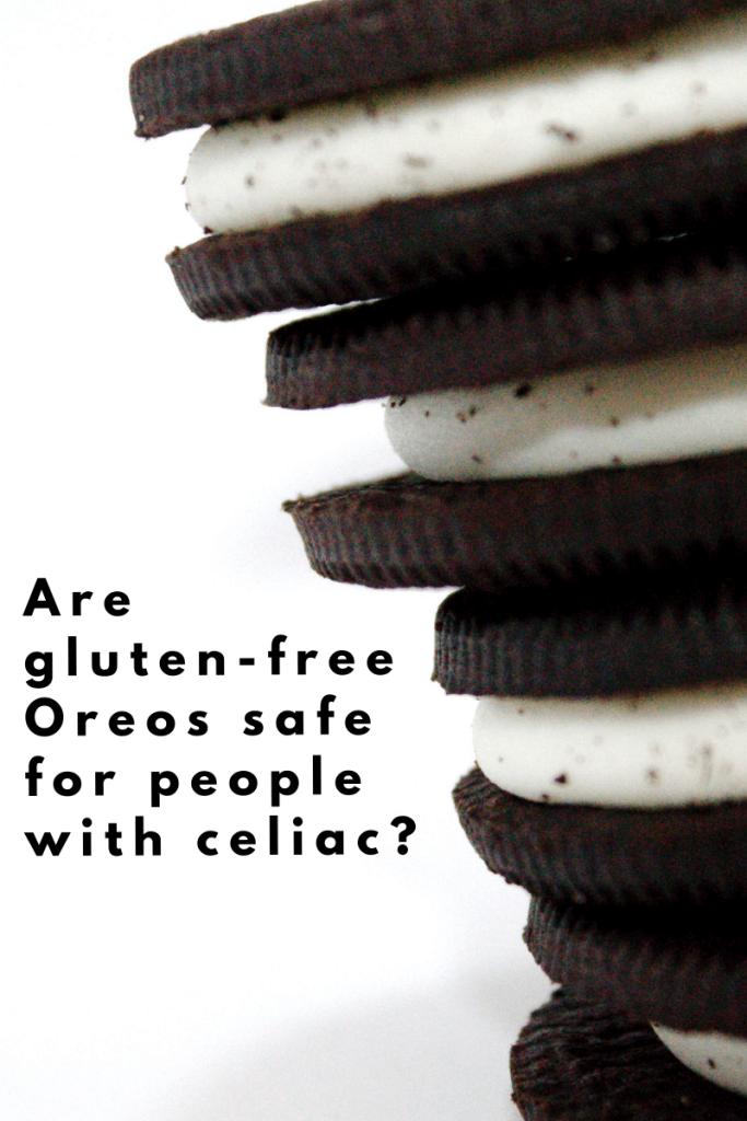 Are gluten-free Oreos celiac-safe  - Tayler Silfverduk, DTR, are oats gluten-free? are oats celiac-safe? #celiacdisease #glutenfreelife #glutenfreeliving #celiac