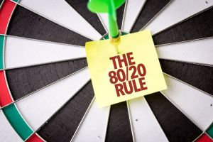 Social Media Marketing 80-20 Rule
