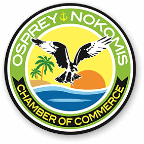 Proud Member of the Osprey Nokomis Chamber of Commerce