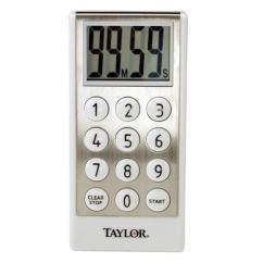 Taylor Kitchen Timer Wall Art Ideas Usa 10 Key Style Digital Timers Reg