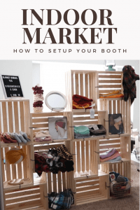 Market Display Ideas How To Make Your Craft Fair Booth Beautiful