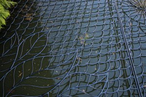 Bespoke Pond Cover