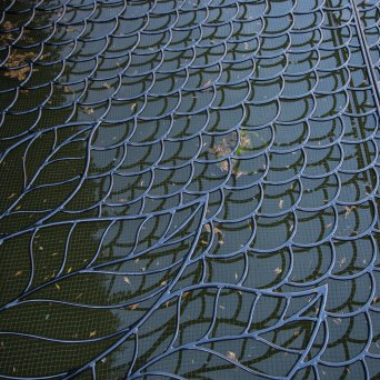 Bespoke Pond Cover