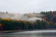 Reservoir Foliage Mist | Taylor Cannon Photography