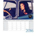 2016 Beverly Hill Car Club Calendar