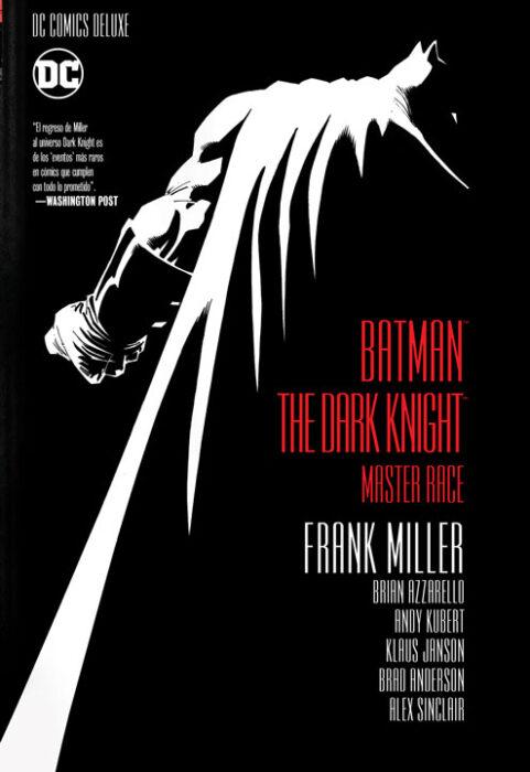 DC Comics Deluxe: Batman The Dark Knight Master Race