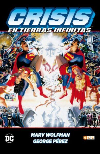 CRISIS EN TIERRAS INFINITAS-INTEGRAL ECC
