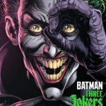 BATMAN : THREE JOKERS #3 PORTADA A (CON CARTA)