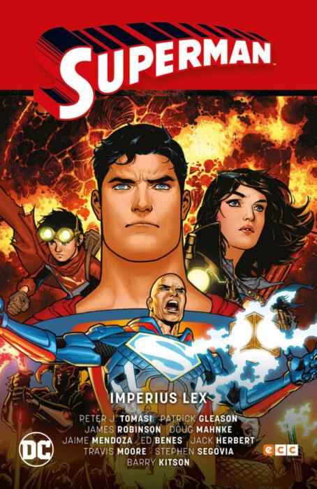 SUPERMAN VOL. 07: IMPERIUS LEX (SUPERMAN SAGA - RENACIDO PARTE 4)