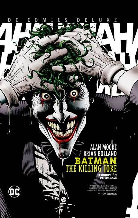 DC Comics Deluxe Batman The Killing Joke