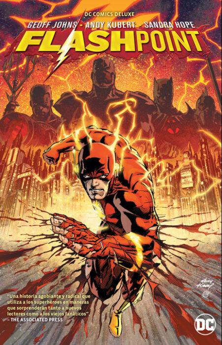 DC Comics Deluxe: Flashpoint