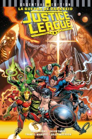 DC Essential Edition Justice League: La Guerra de Darkseid