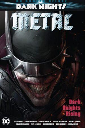 DC Comics Deluxe: Dark Nights Metal: Dark Nights Rising