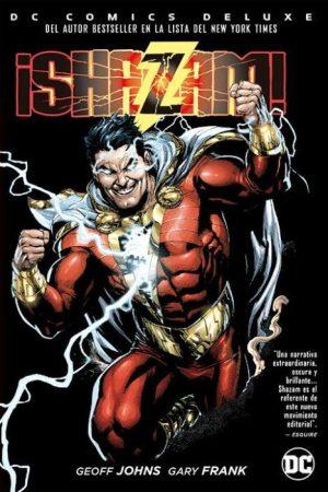 DC Comics Deluxe ¡Shazam!