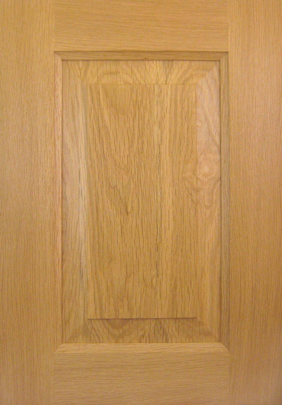 Oak  White  Select  TaylorCraft Cabinet Door Company