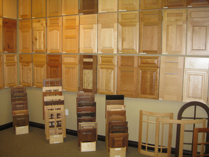 Cabinet Door Display  TaylorCraft Cabinet Door Company