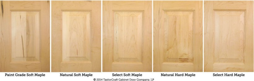 White Oak Vs Maple Cabinets