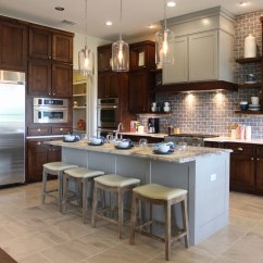 Different Color Kitchen Cabinets Suites Home Depot Can My Be From The Rest Of House Using 2 Cabinet Colors Or Paint And Stain In