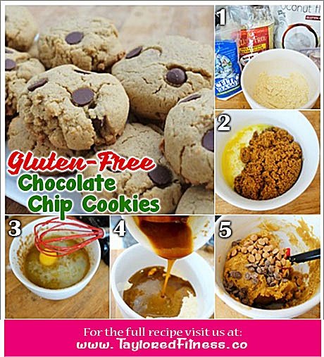 Gluten-free Chocolate Chip Cookie