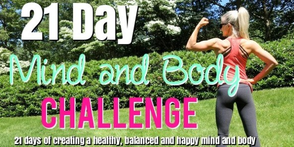 FREE 21 Day Mind & Body Challenge