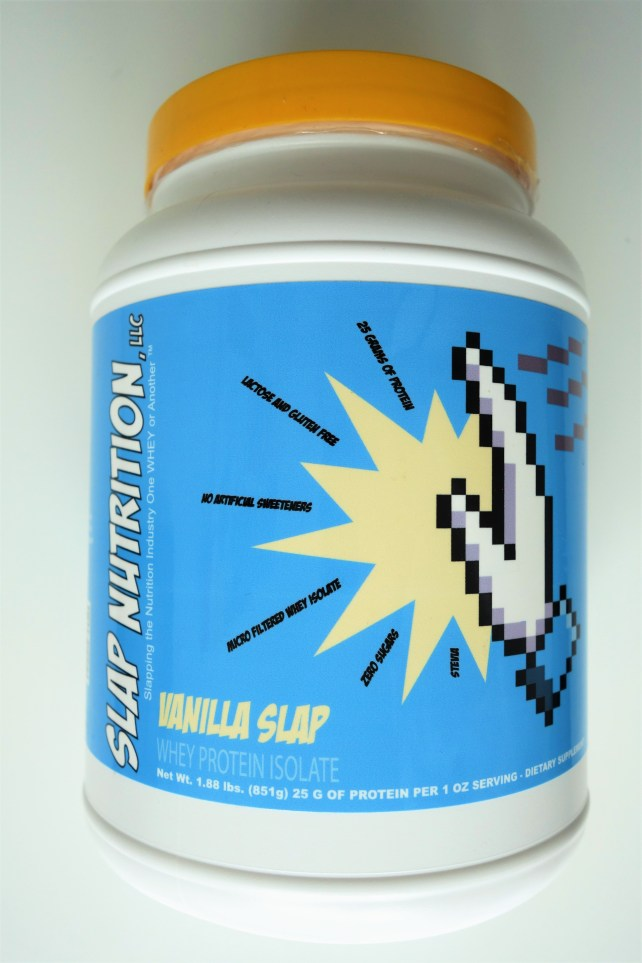 Slap Nutrition, Clean Gains 101