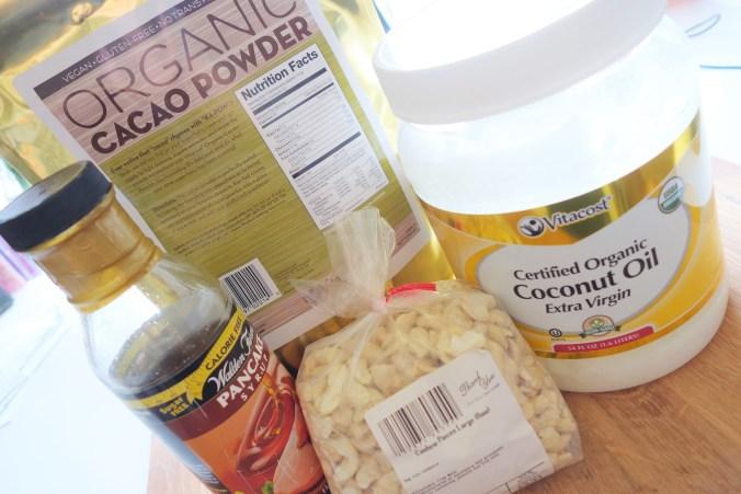 cacao cashew butter