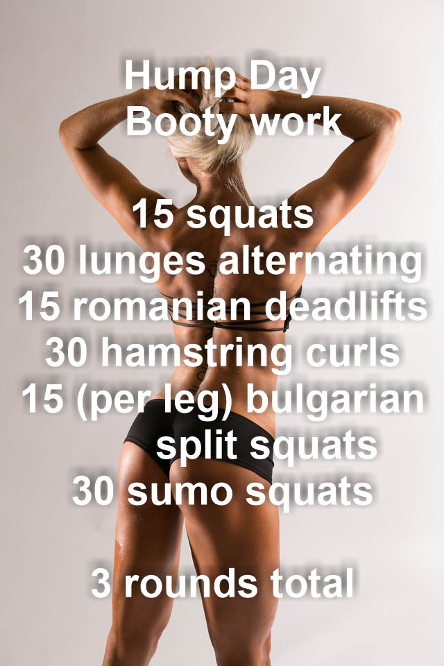 Booty Workout: TayloredFitness