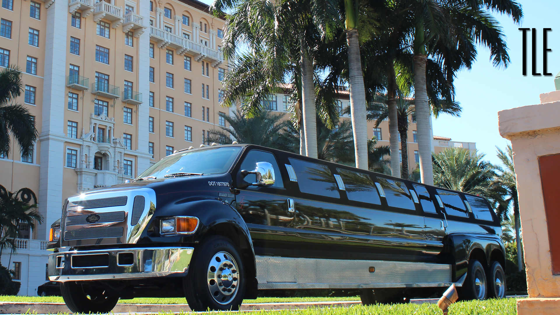 Hummer Killer Party Bus Taylored Limo Service Miami