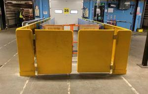 safety swing gates repair brackets