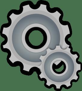 cogwheel, gear, gearwheel, fabrication welding steel fences engineering milling tig mig precision