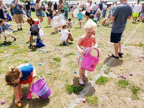 Westchase Egg Hunt