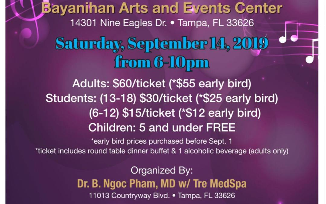 2nd Annual Charity Youth Music Concert