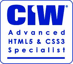 CIW HTML5 & CSS3 Specialist