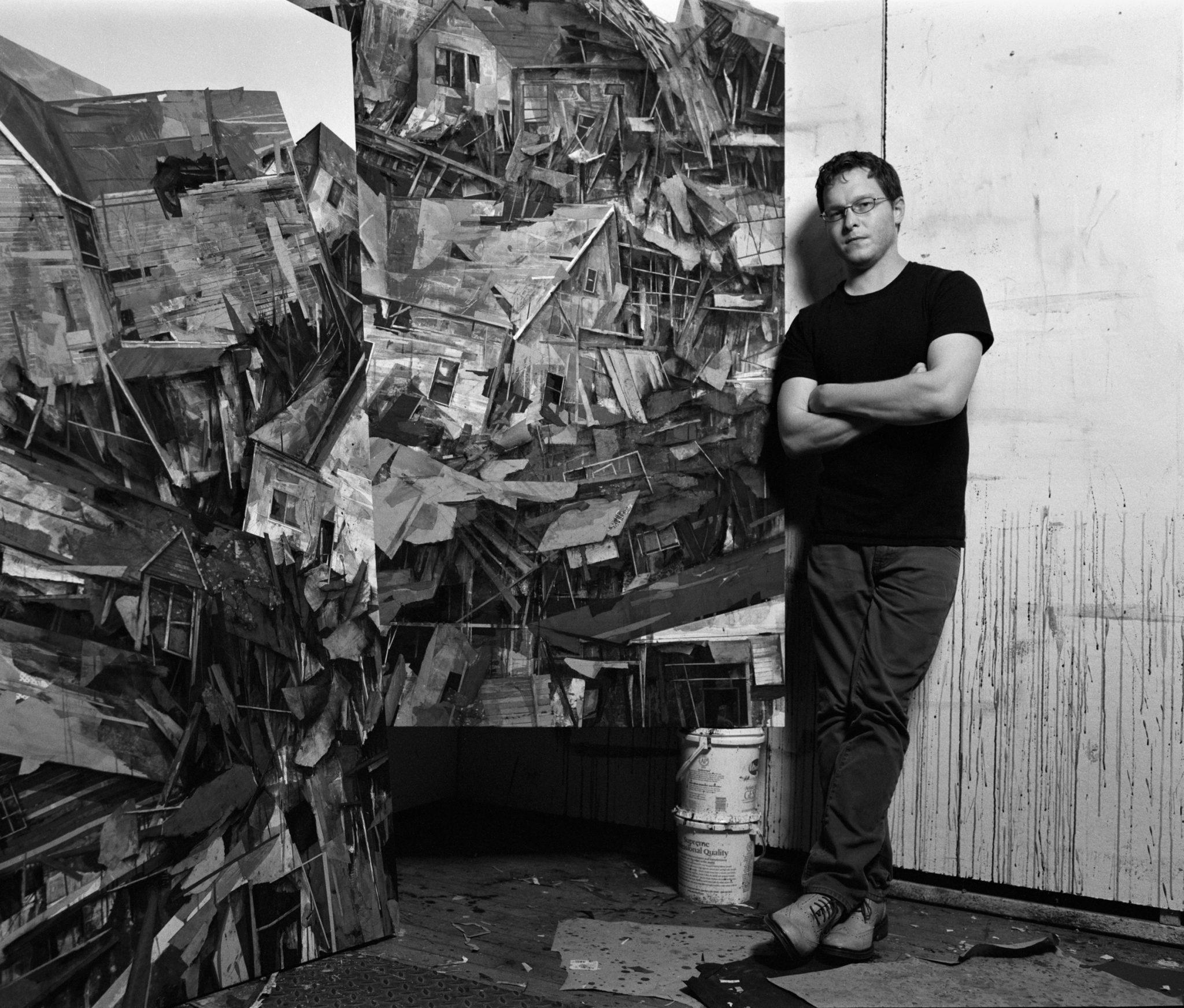 Seth Clark Artist and Destroyer of Worlds Interview
