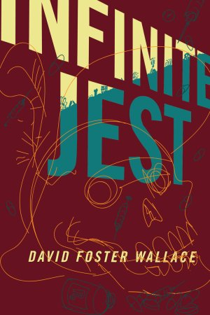 Infinite Jest Cover Design Competition