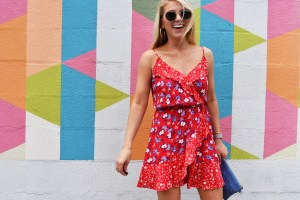 Summer, Summer 2017, End of June, July, July 4th, 4th of July Looks, Summer Style, Express, Topshop, Hinge, Nordstrom, Dress under $75, Under $75, Style Collective, SC, Shopstyle Collective, Fashion Blogger, Lifestyle Blogger, NC Blogger, Kernersville Blogger, Winston-Salem Blogger, missEtayla, Schoolin' This Stylish Life