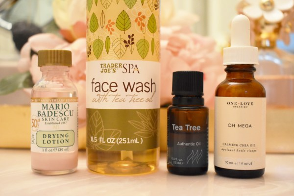 Skincare, Summer Skincare, One Love Organics, Comfort Zone, Trader Joe's, Trader Joe's Tea Tree Oil, Clarisonic, Nordstrom, Target, Organic, All Natural, Beauty, Beauty Blogger, Lifestyle Blogger, Kernersville Blogger, Winston-Salem Blogger, NC Blogger, tayloringstyle