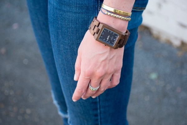 jord watch, jord watches, woodwatch, jord reece, fall, fall style, ad, fall looks, fall accessories, fall 2017, style influencer, fashion blogger, fblogger, lifestyle blogger, nc blogger, kernersville blogger, charlotte blogger, 704, nc blogger, tayloringstyle, forever 21, topshop, levi's, sheila fajl, caslon, nordstrom