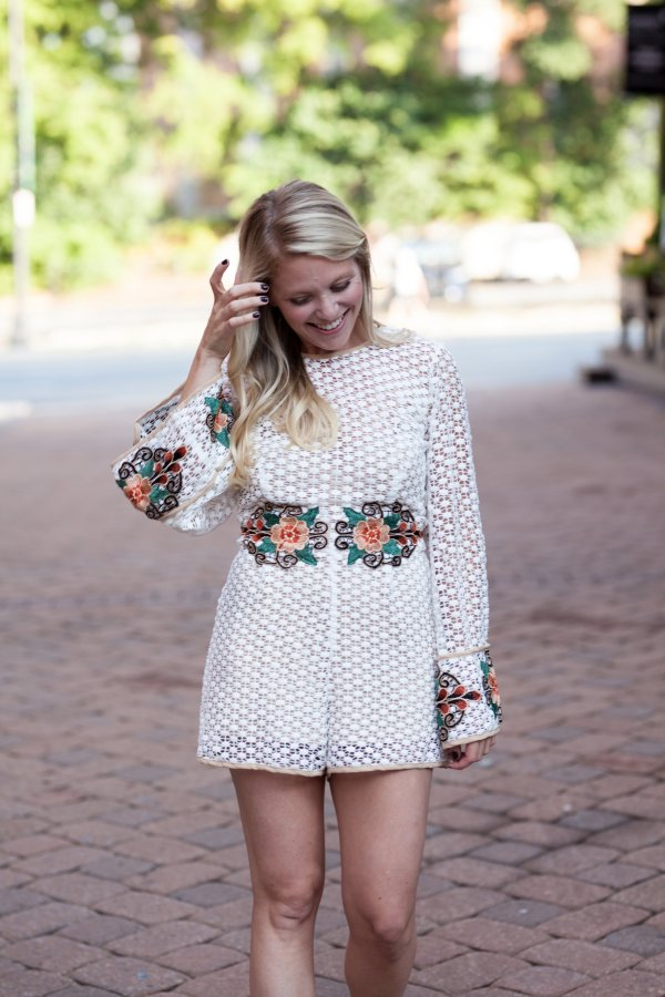 Summer to Fall, Fall Style, Fall Trends, Style Influencer, Fall Romper, Petal Boutique, Shop Petal, Petal Charlotte, Fashion Blogger, FBlogger, Lifestyle Blogger, NC Blogger, Charlotte Blogger, QC, Style, tayloringstyle, dkourtneyphoto, Deeana Beckley, tayloringstyle, Deeanakourtneyphotography