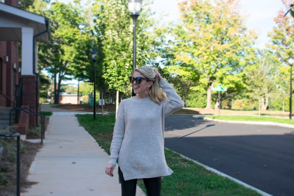 7 Must-Have Sweaters, November, Fall, Fall Looks, Fall Style, Style Influencer, tayloringstyle, BP., Nordstrom, Fashion Blogger, Charlotte Blogger, QC Blogger 704, LOFT, Spanx, Vestique, Vestique Charlotte, Sam Edelman