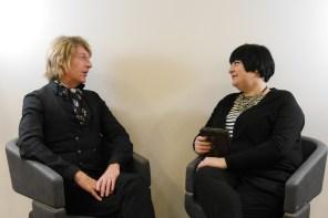 Nikki Taylor interviews the Queen's personal hairdresser Ian Carmichael MVO