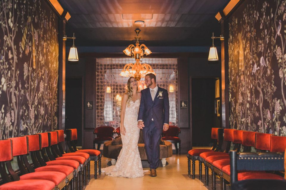 Park MGM wedding portraits by Taylor Made Photography