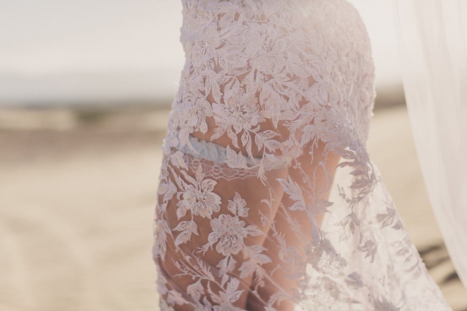 lace wedding gown details photographed by Taylor Made Photography