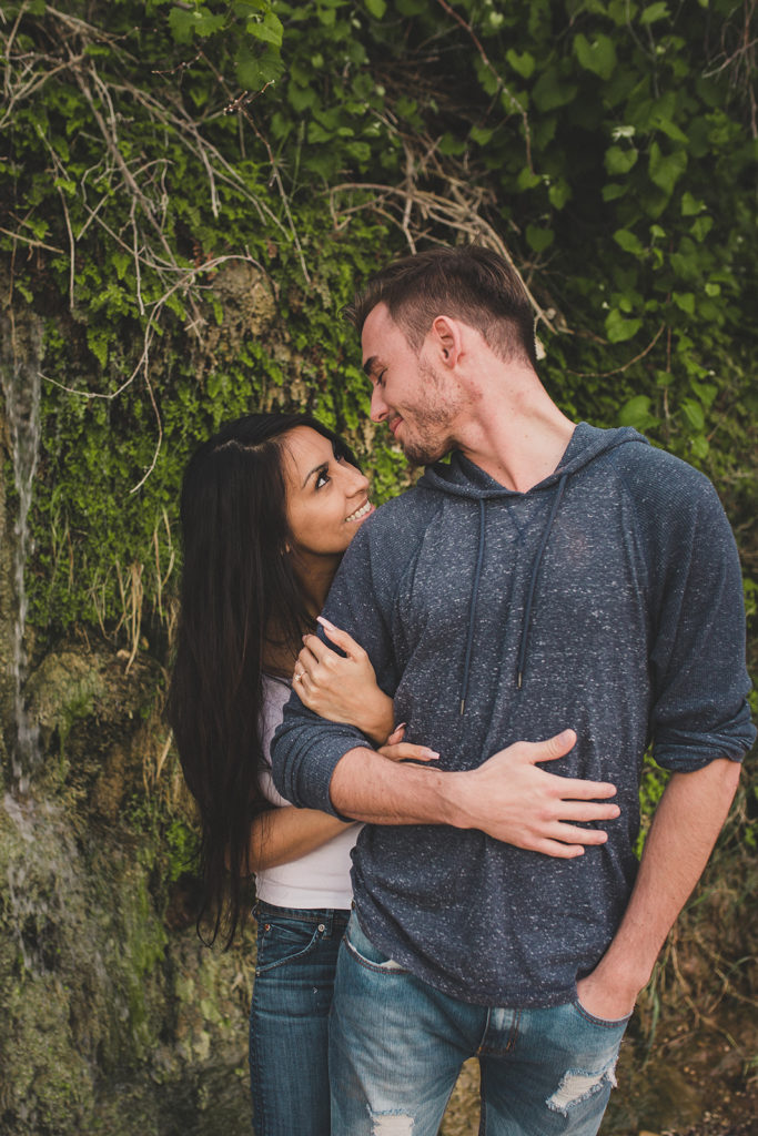 AZ couple photographed by Taylor Made Photography