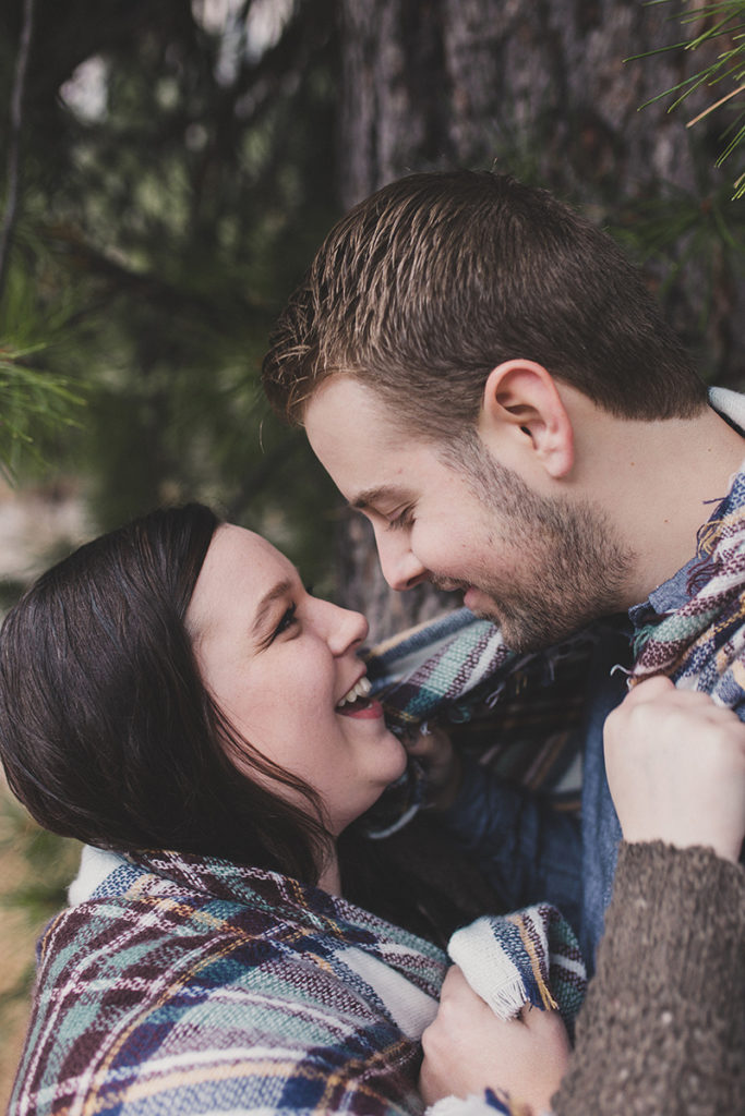 Taylor Made Photography captures engagement session in Nevada