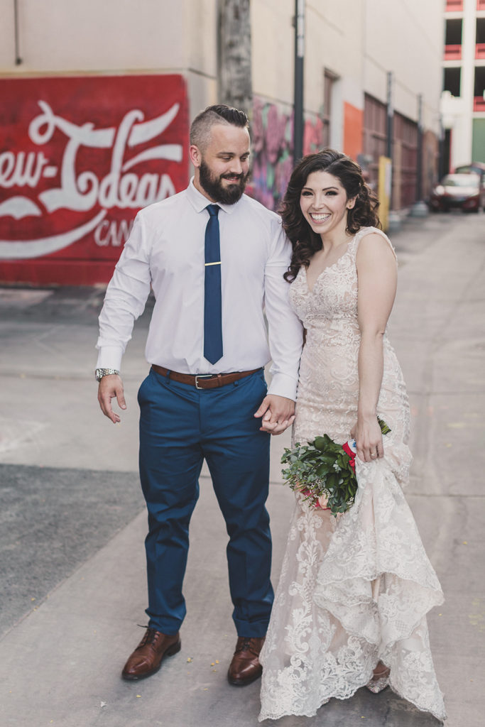 wedding portraits in Las Vegas photographed by Taylor Made Photography