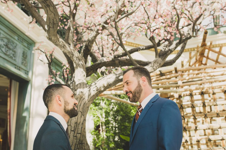 Las Vegas portraits of grooms with Taylor Made Photography